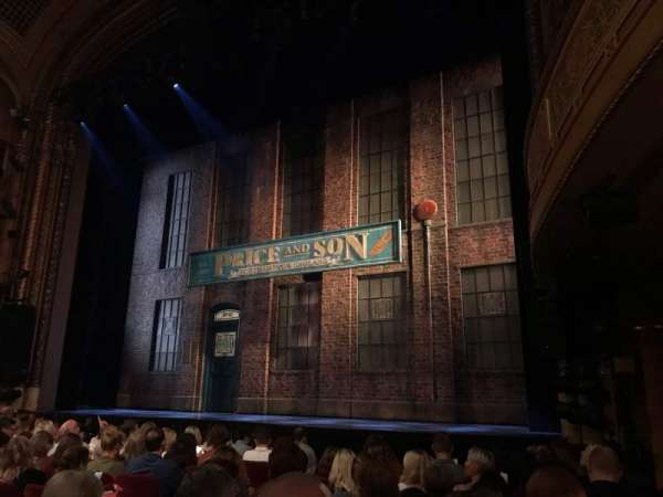 Al Hirschfeld Theatre, section: Orchestra R, row: K, seat: 20