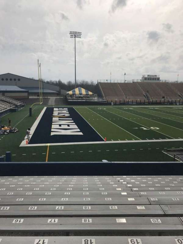 Dix Stadium, section: 7, row: 2, seat: 17