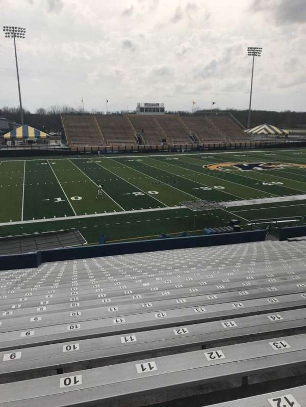 Dix Stadium, section: 6, row: 10, seat: 10
