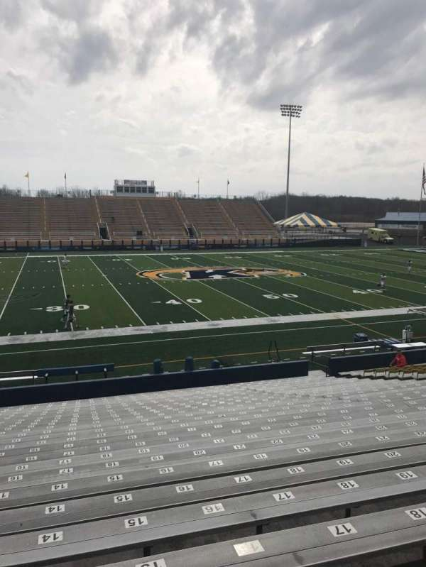 Dix Stadium, section: 5, row: 7, seat: 14