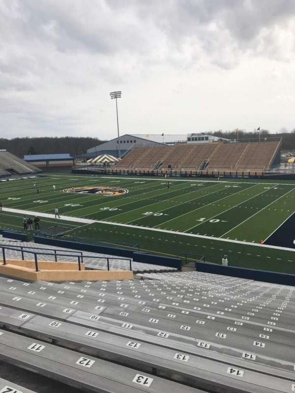Dix Stadium, section: 1, row: 18, seat: 15