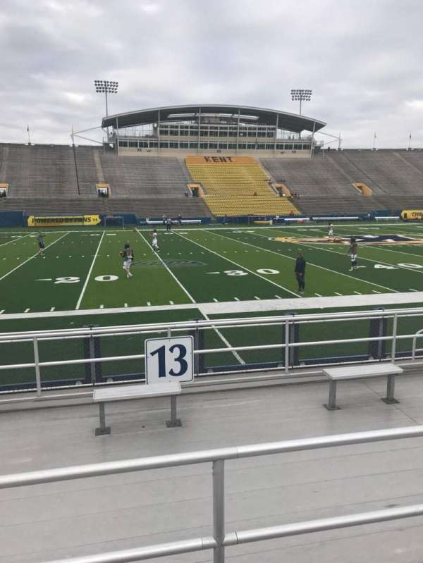 Dix Stadium, section: 13, row: C, seat: 12