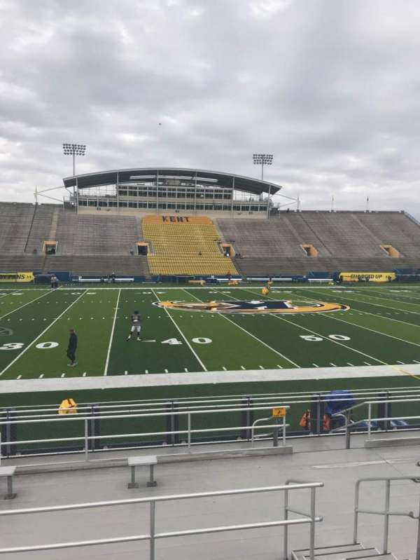 Dix Stadium, section: 12, row: G, seat: 7