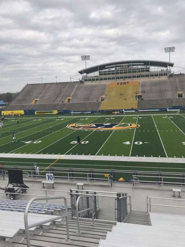 Dix Stadium, section: 9, row: O, seat: 19