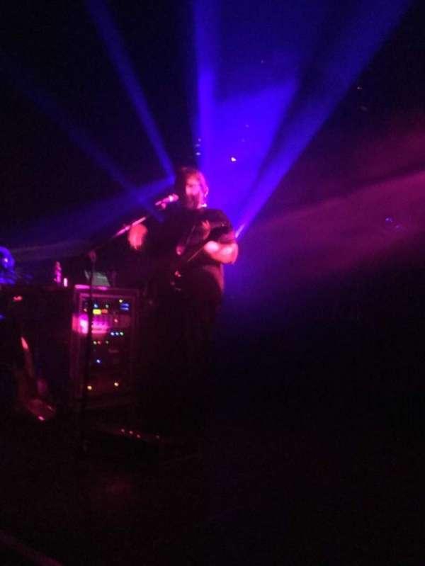 Starland Ballroom, section: GA