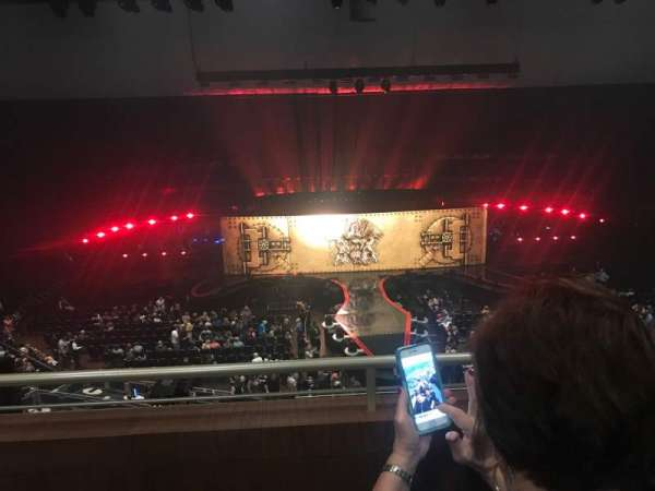 Park Theater at Park MGM, section: 404, row: B, seat: 23