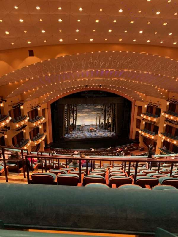 Procter And Gamble Hall at the Aronoff Center, section: Balcony RC, row: J, seat: 206