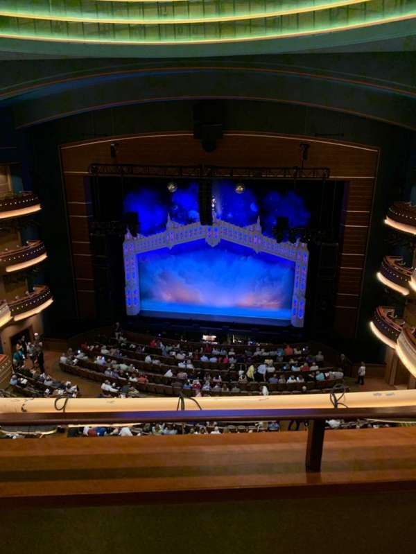 Mead Theatre at the Schuster Center, section: Upper Balcony Right, row: AA, seat: 139