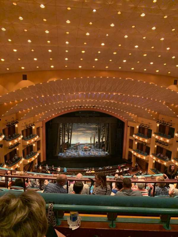 Procter And Gamble Hall at the Aronoff Center, section: Balcony, row: K, seat: 209