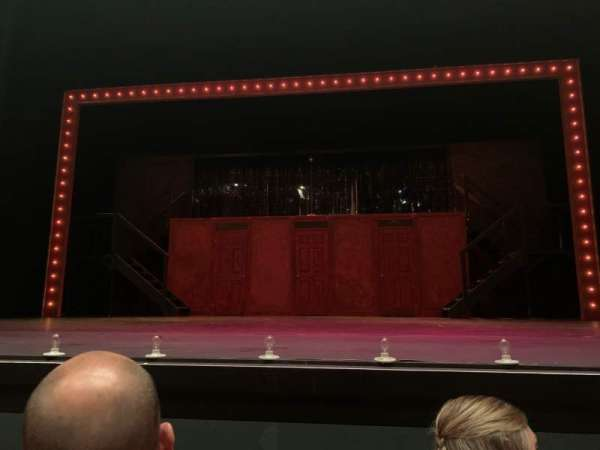 Jarson-Kaplan Theater at The Aronoff Center, section: ORCH, row: E, seat: 11