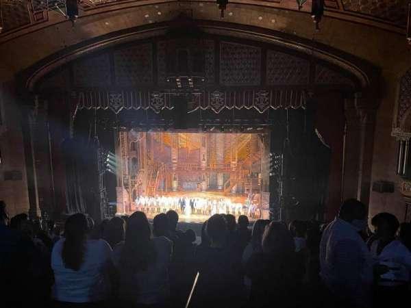 Fox Theatre (Atlanta), section: Dress Circle Right A, row: A, seat: 118
