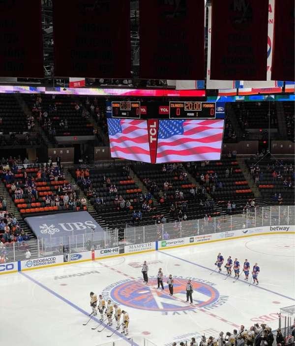 Nassau Veterans Memorial Coliseum, section: 226, row: 9, seat: 8