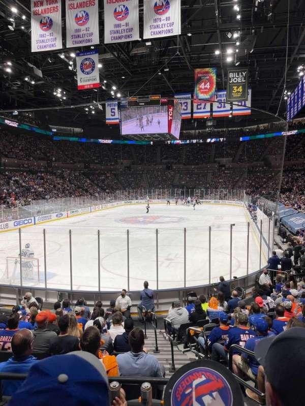 Nassau Veterans Memorial Coliseum, section: 123, row: 3, seat: 2