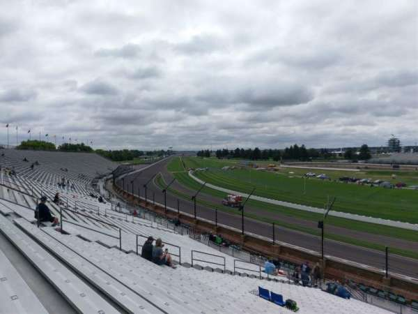 Indianapolis Motor Speedway, section: Northeast VIsta 13, row: AA, seat: 13