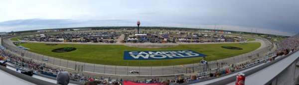 Chicagoland Speedway, section: 403, row: 42, seat: 11