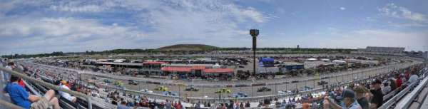 World Wide Technology Raceway, section: 27, row: 47, seat: 1