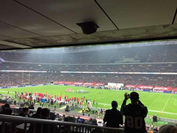 Wembley Stadium, section: 141, row: 44, seat: 217