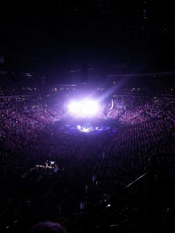 Pepsi Center, section: 318, row: 7, seat: 4