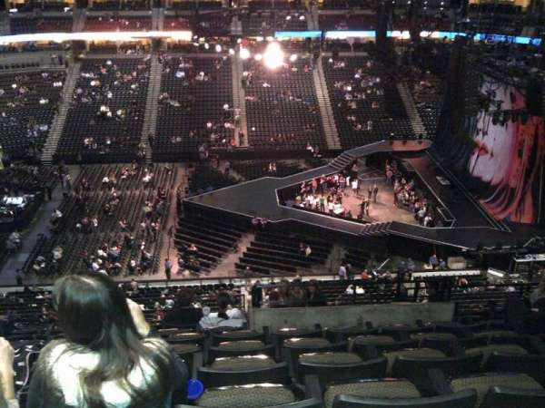 Ball Arena, section: 302, row: 11, seat: 13