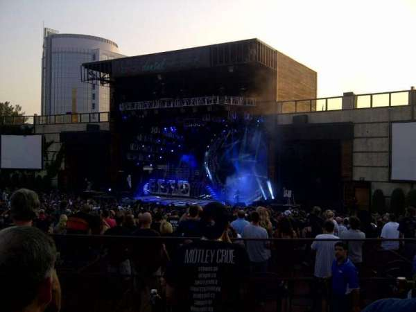 Fiddler's Green Amphitheatre, section: 202, row: D, seat: 25