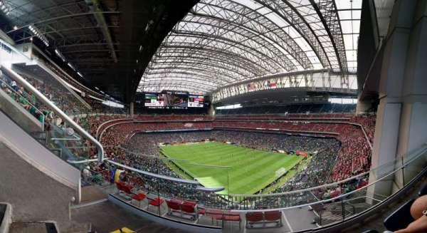 NRG Stadium, section: 627, row: B, seat: 7