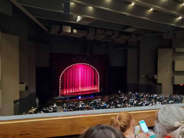 Music Hall at Fair Park, section: G-Bal, row: C, seat: 11