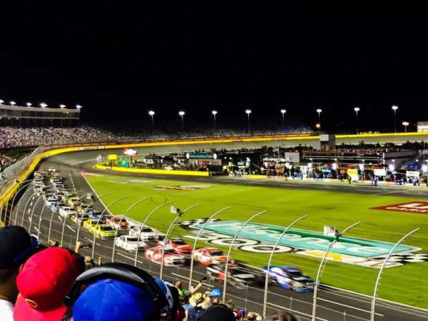 Charlotte Motor Speedway, section: General Motors E, row: 23, seat: 18