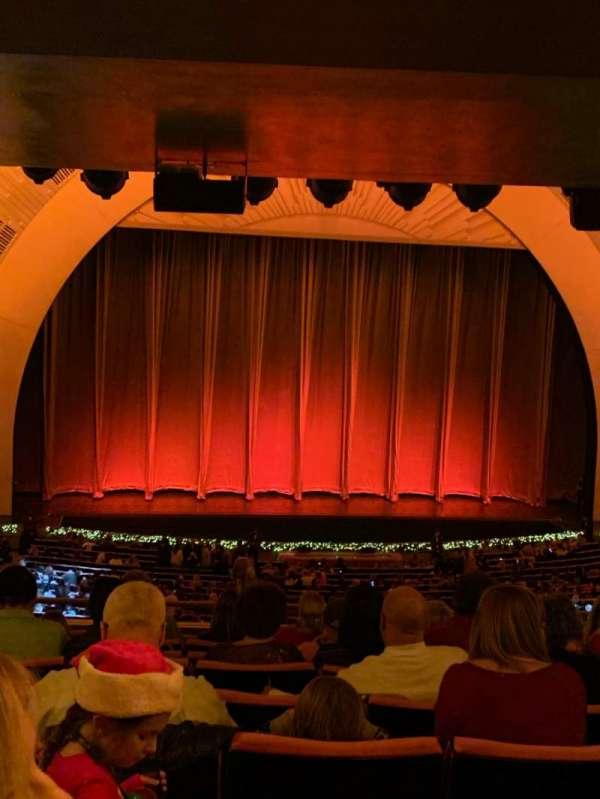 Radio City Music Hall, section: 1st Mezzanine 5, row: J, seat: 507