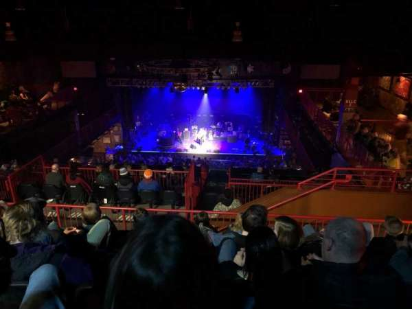 House Of Blues - Boston, section: Stadiun, row: F, seat: 305