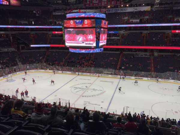 Capital One Arena, section: 201, row: L, seat: 14