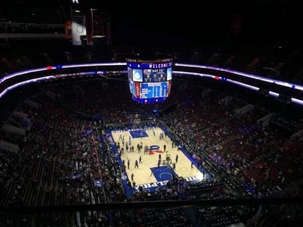 Wells Fargo Center, section: Balcony Suite 5, row: 5, seat: 3
