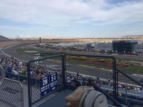 Las Vegas Motor Speedway, section: 2 H BLUE, row: 36, seat: 24