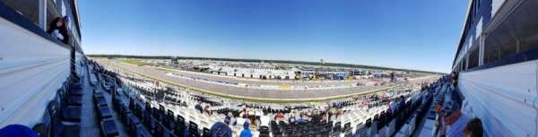 Pocono Raceway, section: France Tower, row: 235, seat: 14