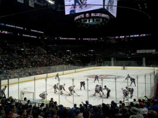 Barclays Center, section: 13, row: 13, seat: 17