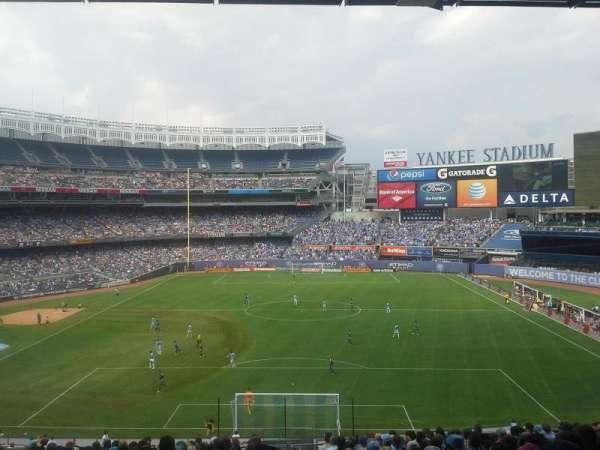 Yankee Stadium, section: 213, row: 20, seat: 1