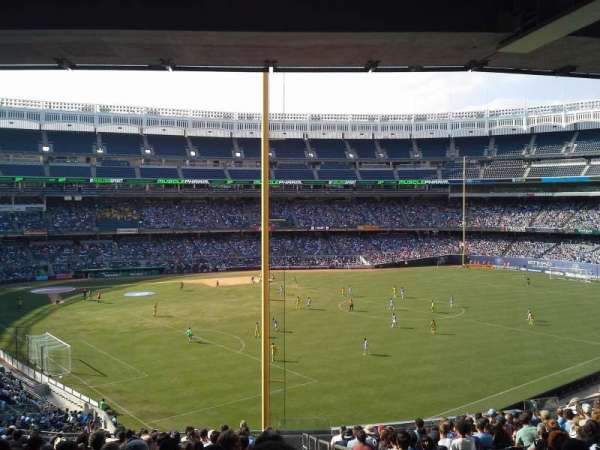 Yankee Stadium, section: 208, row: 20, seat: 1