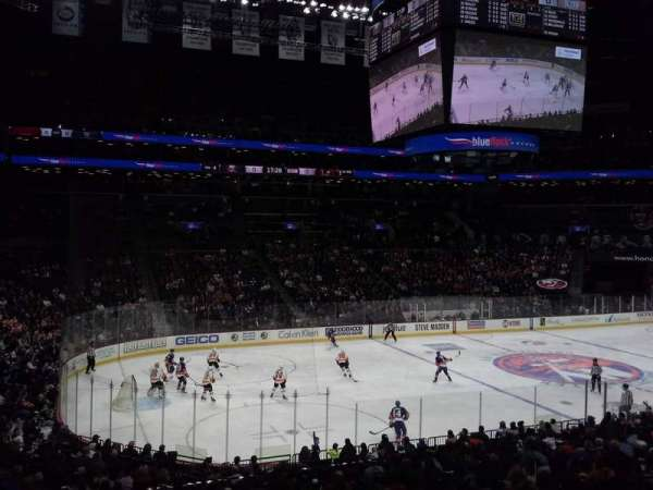Barclays Center, section: 111, row: 4, seat: 1