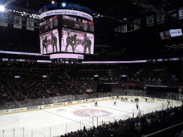Barclays Center, section: 111, row: 6, seat: 1