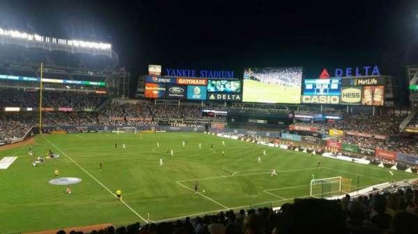 Yankee Stadium, section: 216, row: 16, seat: 20