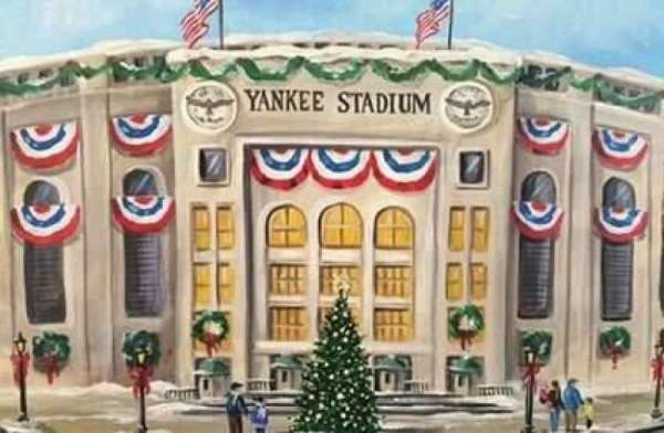 Yankee Stadium, section: 312, row: 4, seat: 17