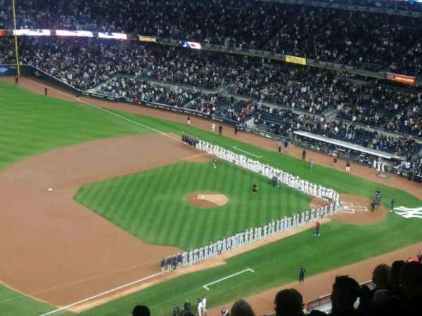 Yankee Stadium, section: 428, row: 7, seat: 1