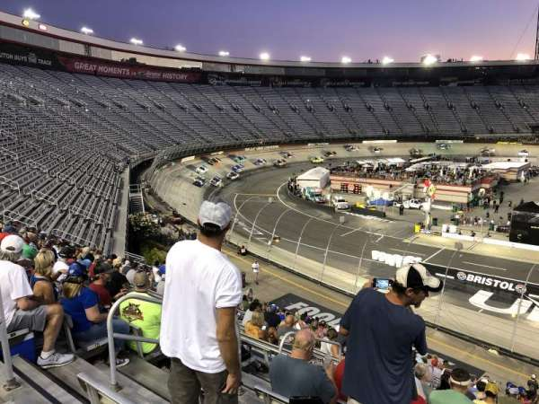 Bristol Motor Speedway, section: Allison N, row: 30
