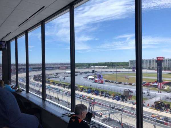 Dover International Speedway, section: Suite 434