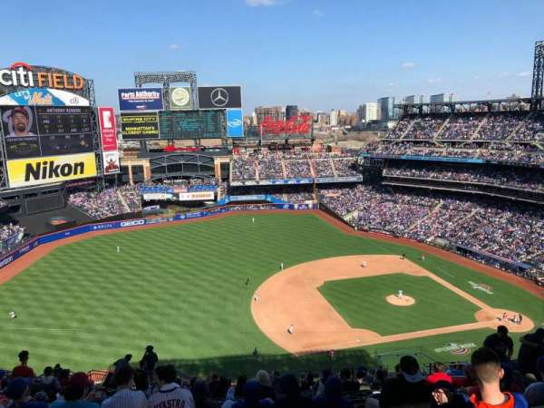 Citi Field, section: 527, row: 17
