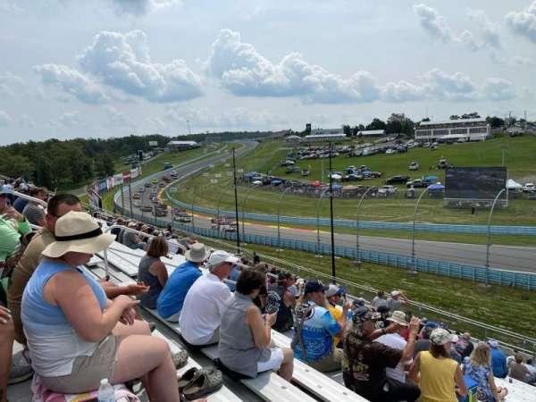 Watkins Glen International, section: Artisinger, row: 28, seat: 15