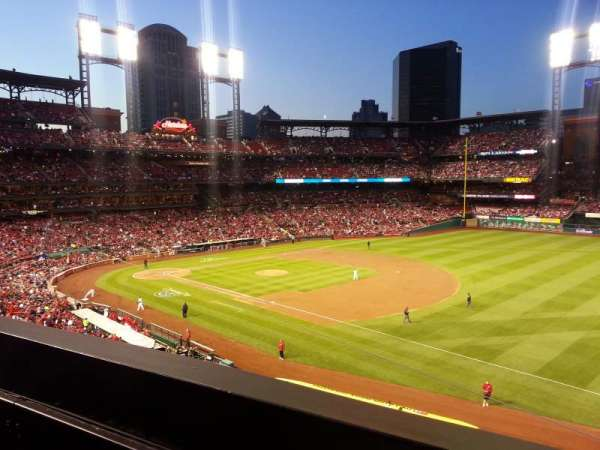 Busch Stadium, section: 239, row: 1, seat: 6