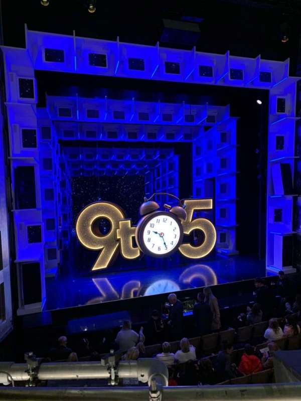 Savoy theatre, section: Dress Circle, row: A, seat: 24