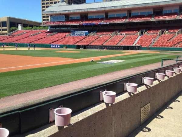 Sahlen Field, section: 115, row: C, seat: 17