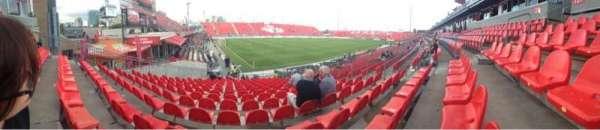 BMO Field, section: 127, row: 15, seat: 10