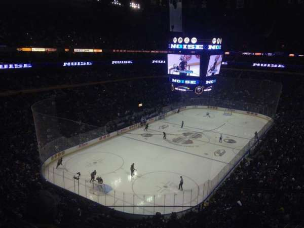 KeyBank Center, section: 325, row: 3, seat: 3